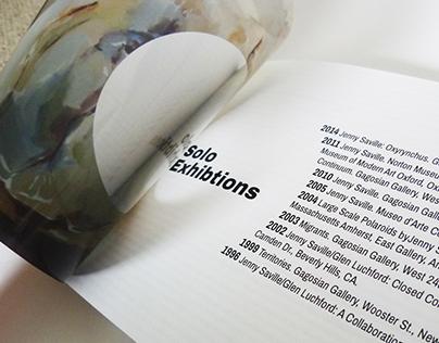 Jenny Saville booklet