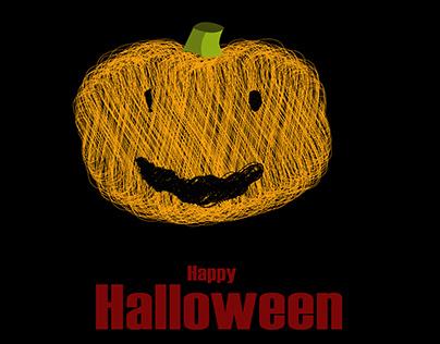 Happy Halloween animation.. Booo! :)
