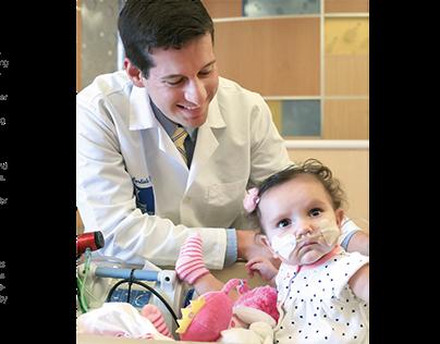 Pediatric Residency Training Recruitment Brochure