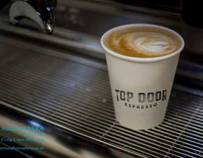 Top Door Espresso