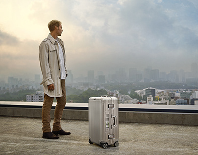 RIMOWA Catalogue - Full CGI Suitcases