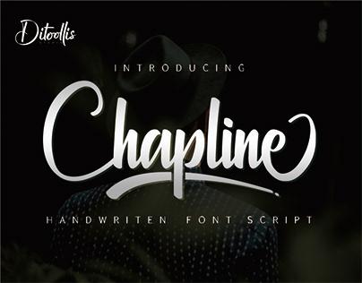 Chapline Font Script Project