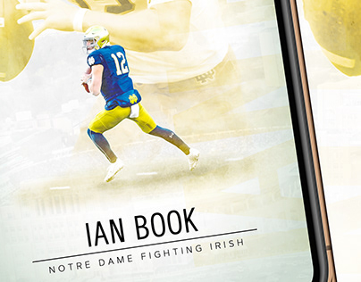 Ian Book Wallpaper