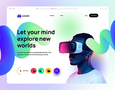 Virtual Reality Web