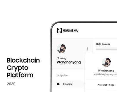 Noumena - Blockchain Crypto Platform