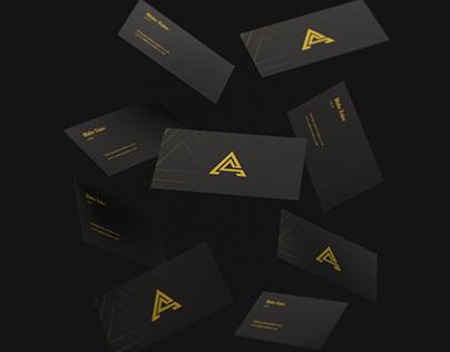 Amber Studios — Brand Identity