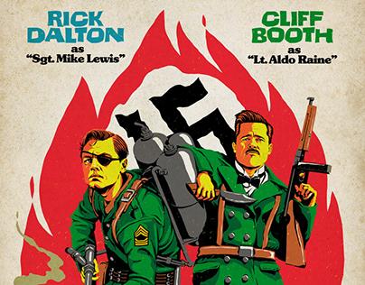 Butcher Billy's Tarantino-Verse