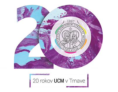 Design logo for anniversary 20 years UCM