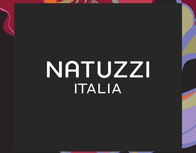 Natuzzi Italia Dubai Home Festival campaign