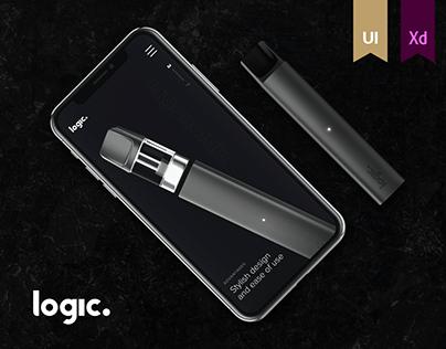 Logic Compact - Promo site