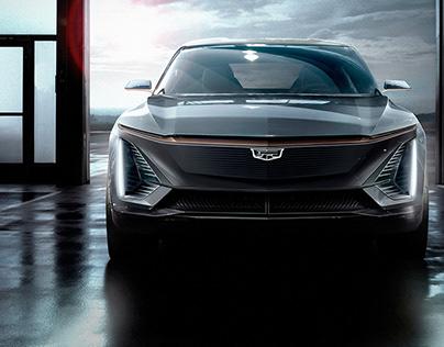 Cadillac BEV Concept