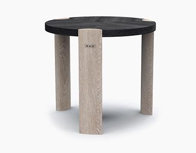 Coffee table Black Hole