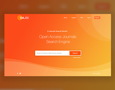 Open Access Journals Search Engine