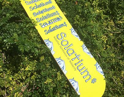 Solatium Typeface