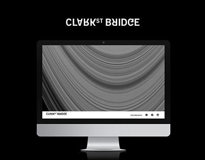 Clark Street Bridge Website