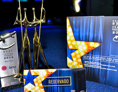 Prêmio Sesc do Teatro Candango 2015