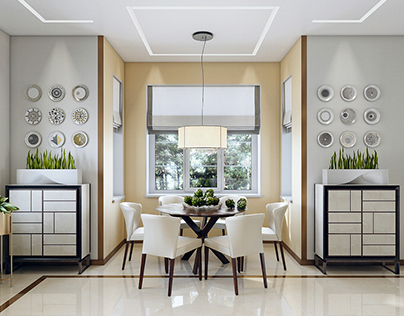 "Дизайн-проект дома в стиле ""Контемпорари"""