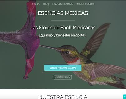 Ecommerce: Esencias Mexicas