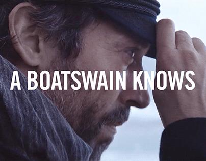 """Tonno Nostromo """"A boatswain knows"""""""