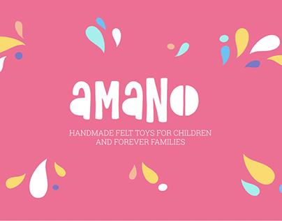 Amano Handmade Dolls