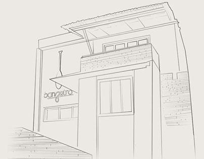 Branding Restaurante Banzeiro