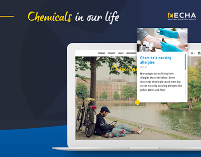 Chemicals in our life! European Chemicals Agency