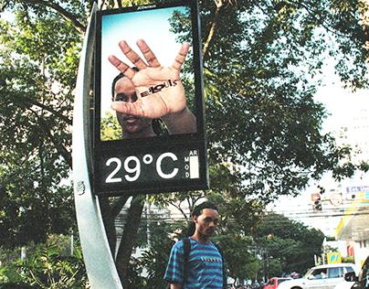 29 °C
