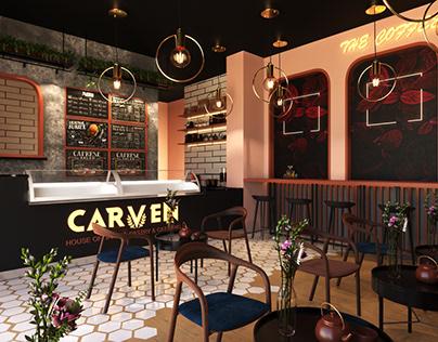 Carven MODERN CAFE DESIGN