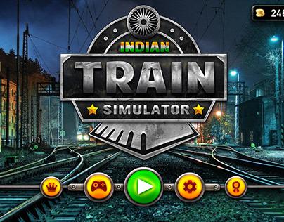 Indian Train Simulator_UI