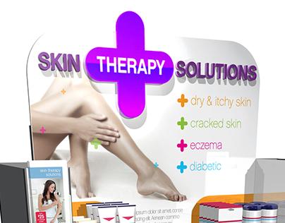 Walgreens Skin Therapy Display