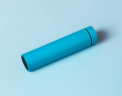 Powerbank product photography