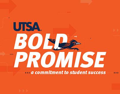 UTSA Bold Promise