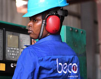 Beco Somalia | Branding