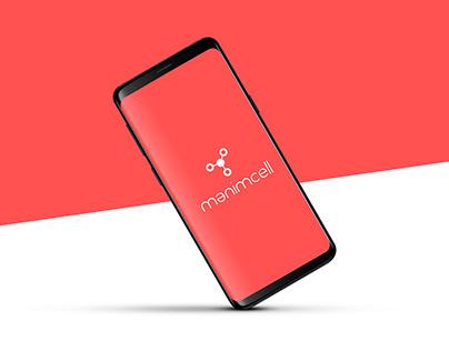 UI/UX App Menimcell