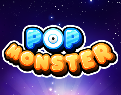 Game UI: Monsters Trilogy - Pop Monster
