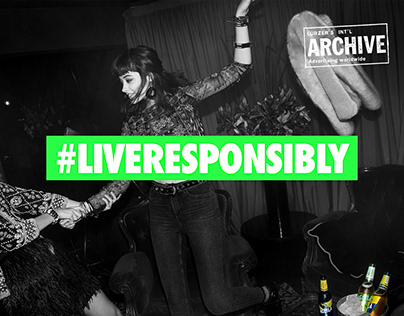 #LiveResponsibly / ABinBev