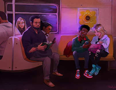 December 2018 Illustrations