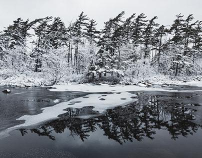 Winter Below