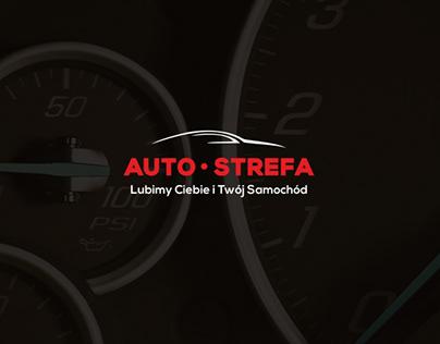 AUTOSTREFA | Branding