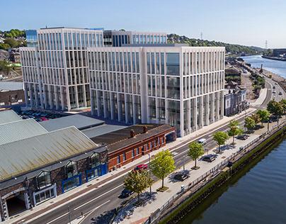 Cork Docklands Developments