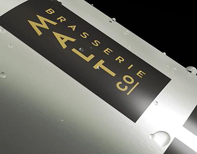 Brasserie Maltco - Un bijou liquide