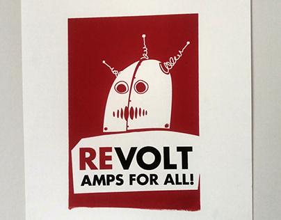 Killbots Demand: Screen Printed Posters