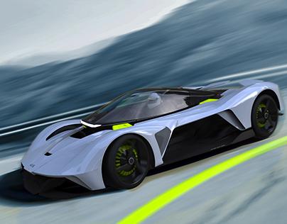 AVIS hypercar-concept