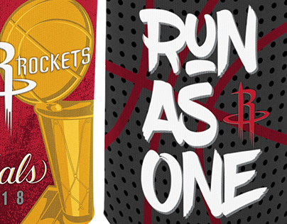 Houston Rockets Koozies