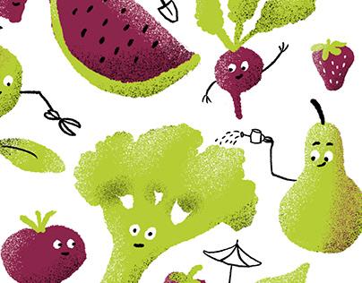 Alnatura Gemüsebeutel-Wettbewerb