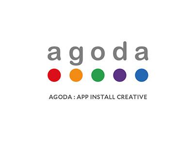 Agoda - App Install Ads