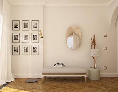 Loft in Barcelona | Interior Design Project