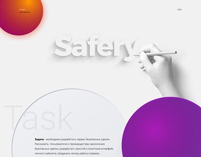 Secure transactions service Safery