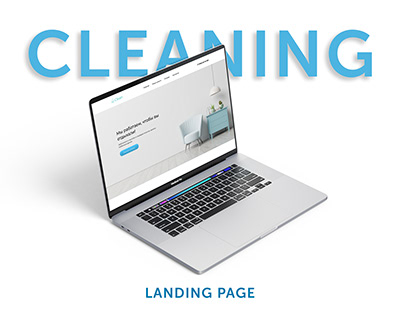 Cleaning (Landing page)