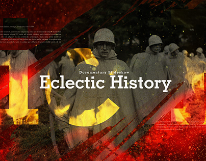 Eclectic of History Documentary Slideshow